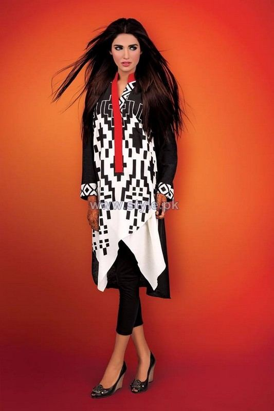 Its clothing line ranges to embroidered ones mostly including thread embroideries