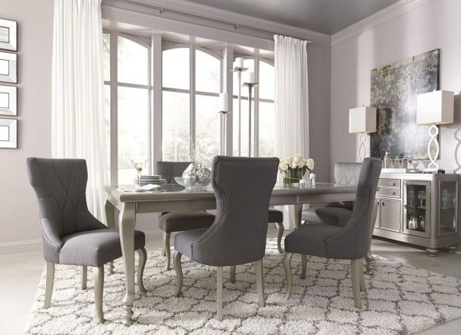 coralayne dining room table end oval cocktail 0 in sofa pair