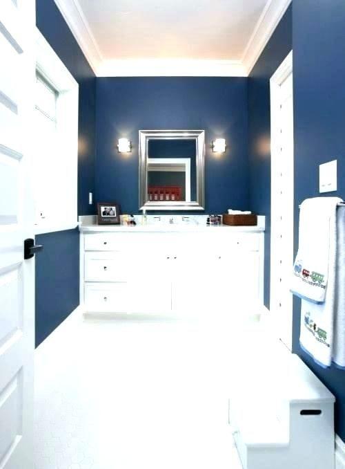 blue tub bathroom ideas