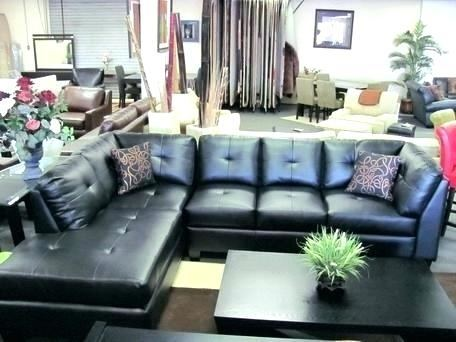 black leather sectional living room ideas brown furniture dark sofa