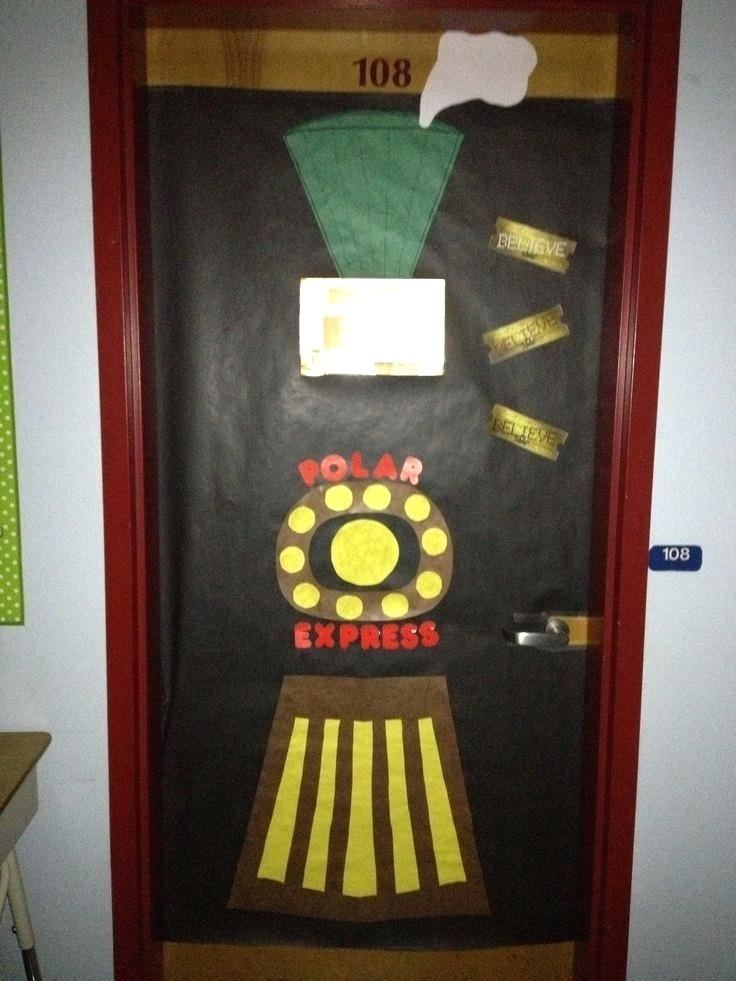 Click our link to see the other  doors we decorated and let us know which one was your favorite!