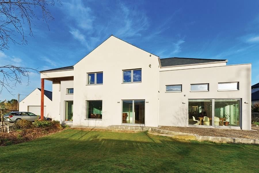 Lisnahull Terrace, Dungannon by  Kennedy Fitzgerald Architects
