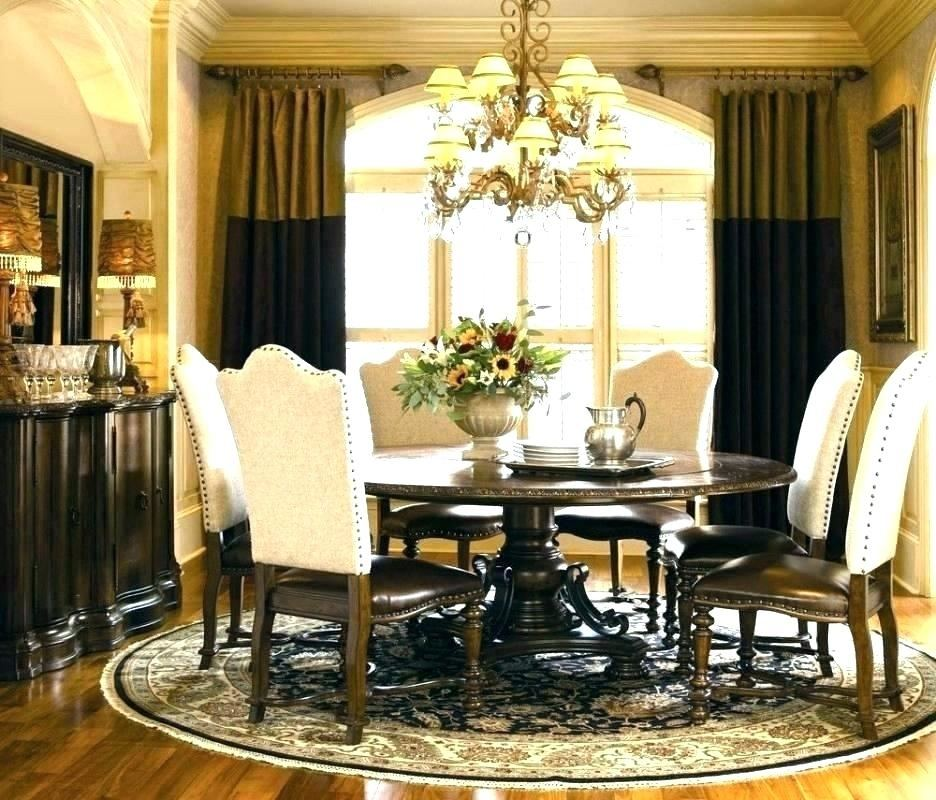 This is where rugs come in! They are the best element for your dining room  if you want it to feel more welcoming and charming! They have a special  power