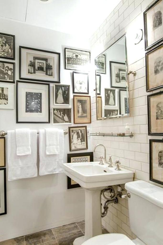 cool bathroom wall decor decorative ideas