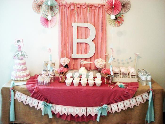 moon gate at 1st birthday party decoration ideas1 nursery rhymes theme