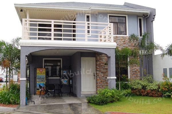 2 Story House Floor Plans In Philippines Elegant Two Storey House  Design Philippines 2 Storey House