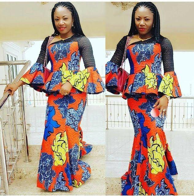 Latest Ankara Fashion Dresses screenshot 2