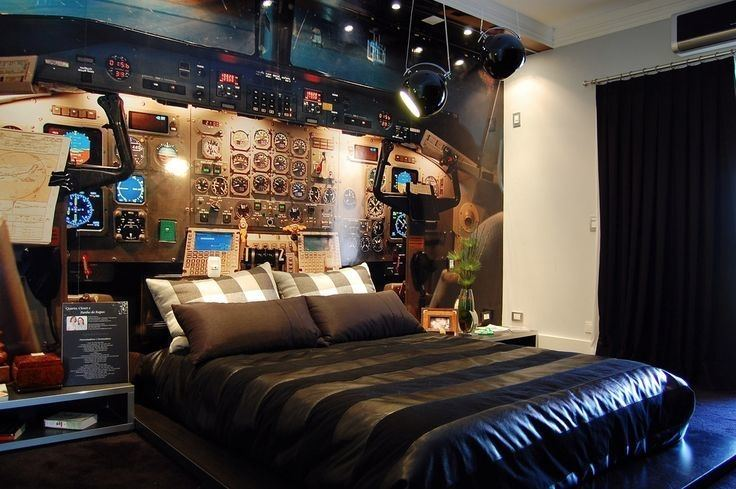 Trendy Design Ideas Outer Space Room Decor Boys Interior Theme