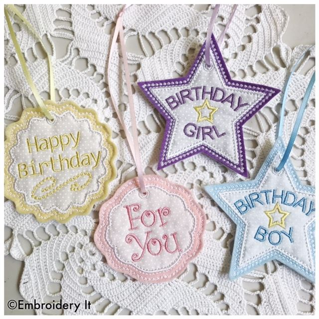 FSL Gift Tags 2inch