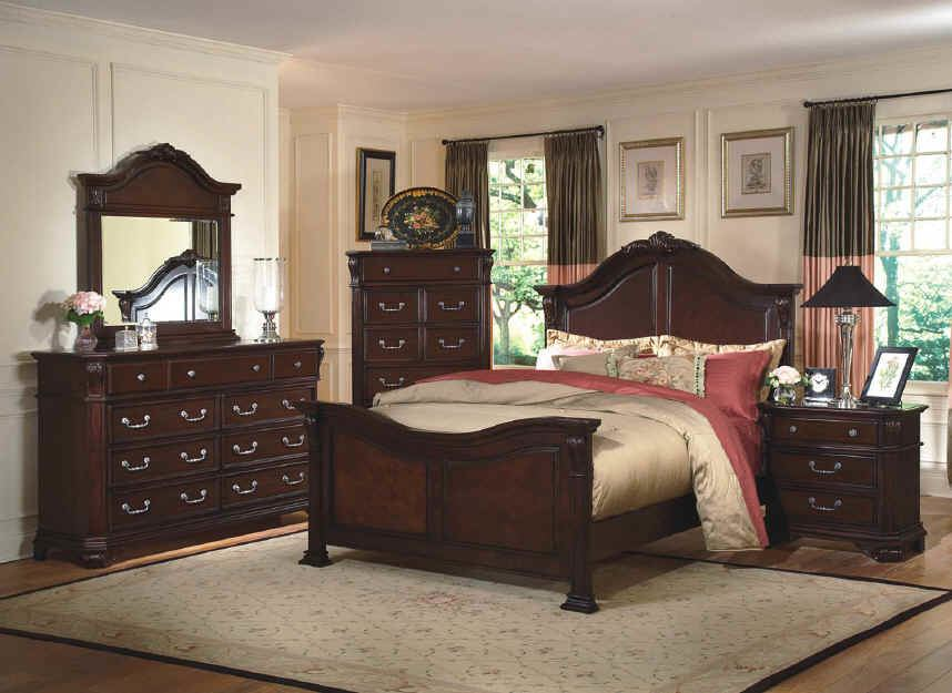 New Classic Furniture Valentino King Bed Click To Enlarge