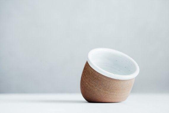com: Now Designs Takenoko Salt Box, White: Salt Shakers: Kitchen & Dining