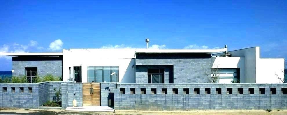 house outside wall design