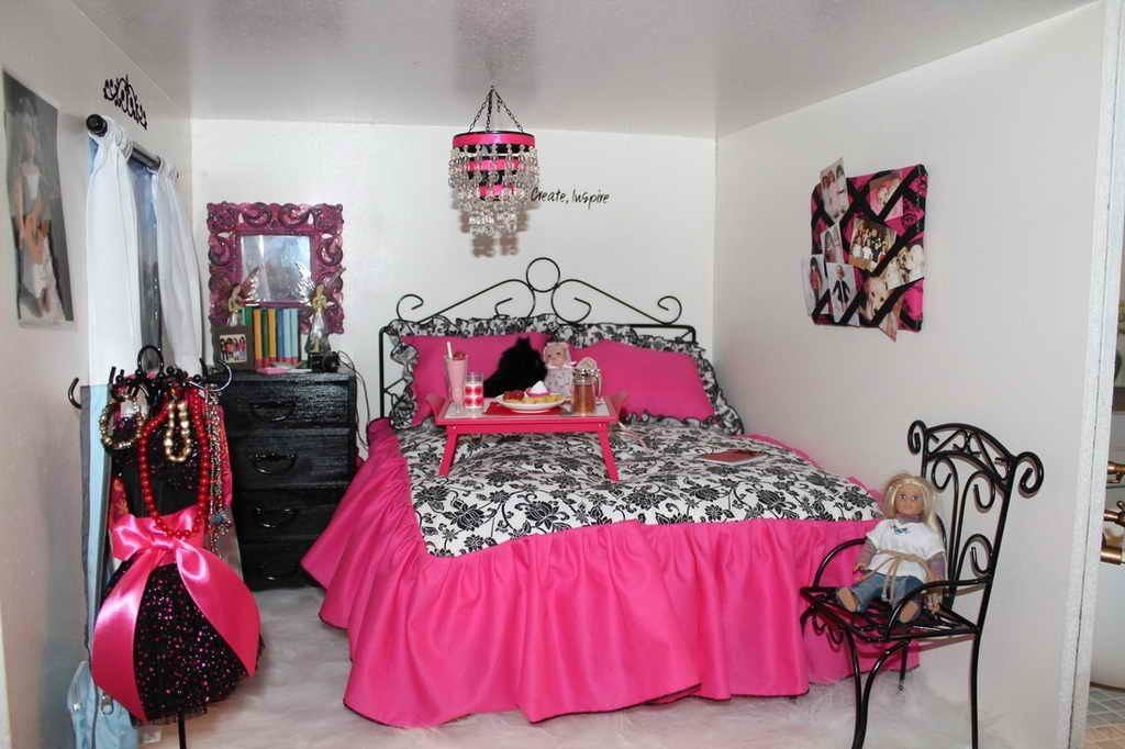 american girl doll bedrooms