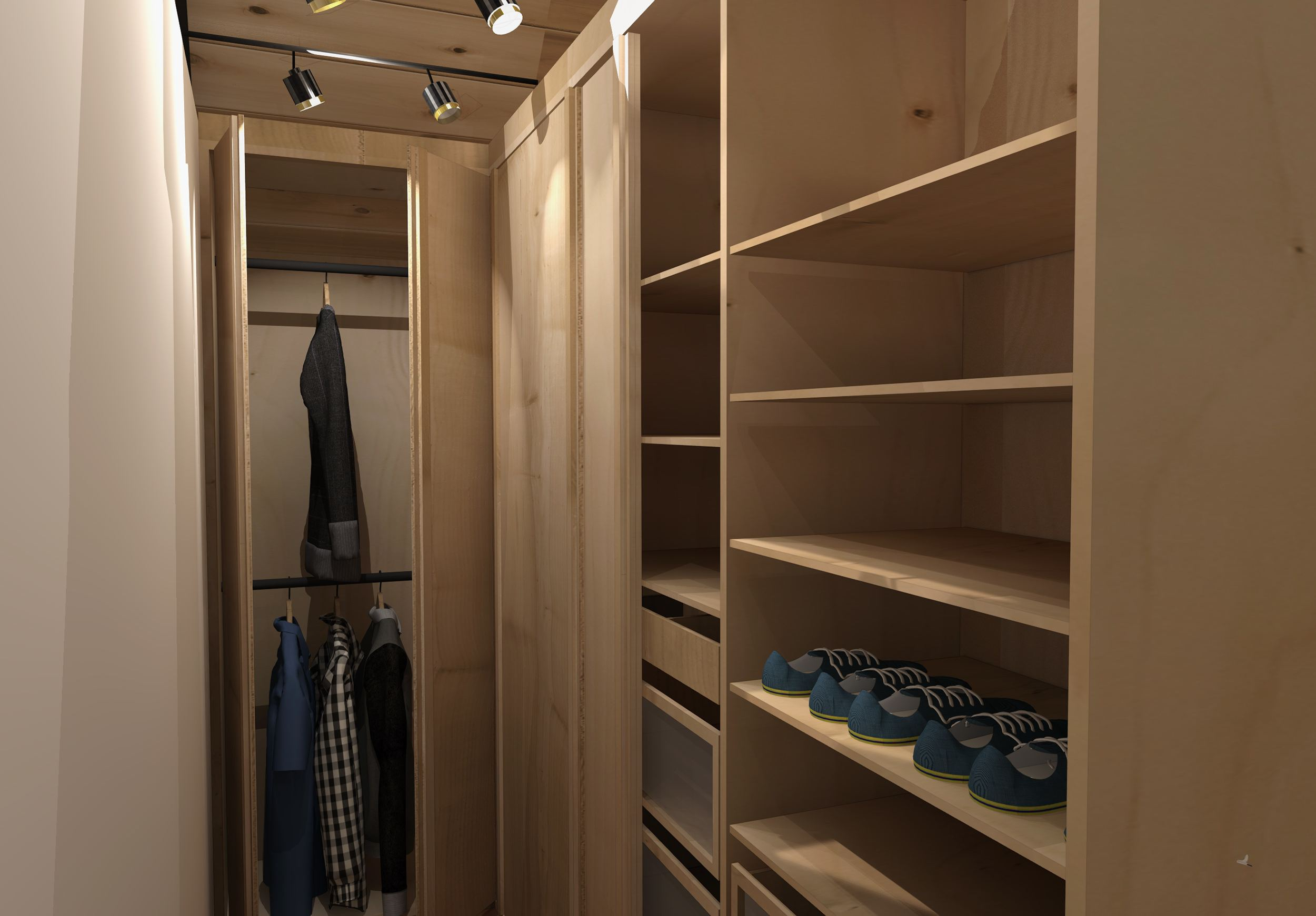 Cabinetmakers and closet designers now have an affordable