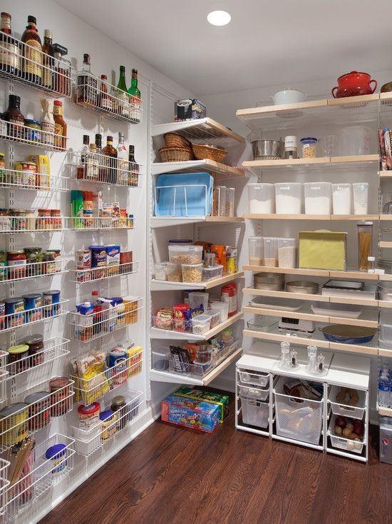 Food #Storage Room – Basement