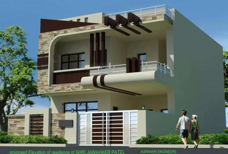 balcony shed design