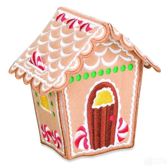 Build a Gingerbread House Playset Learning Education In the image 0