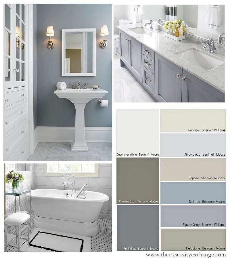 Choosing a paint colour is the last decision that ultimately decides the final look of your new bathroom design