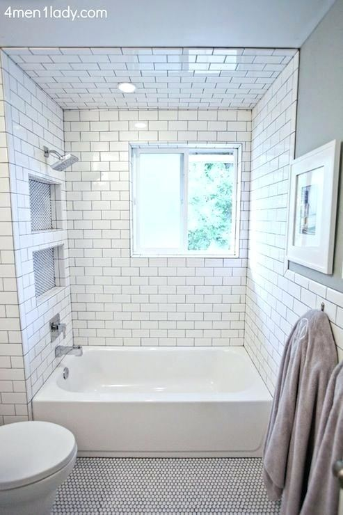 penny tile bathroom