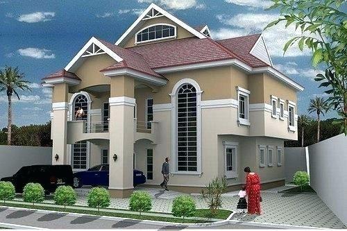 House Plans In Lagos Nigeria