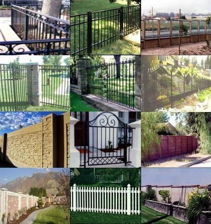 house fence design modern philippines concrete designs fences gates ideas