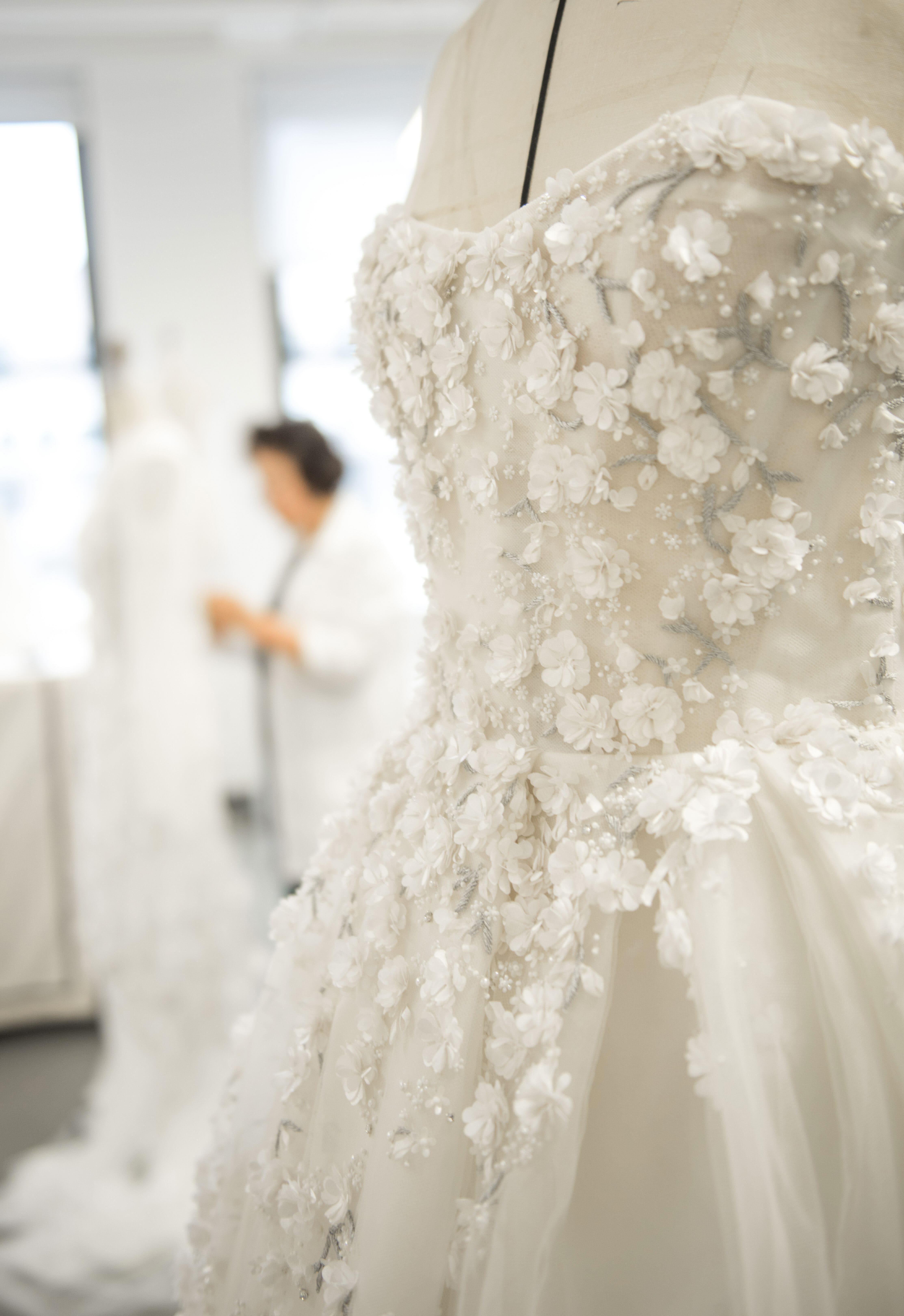 Monique Lhuillier Bridesmaid Dress Hadley