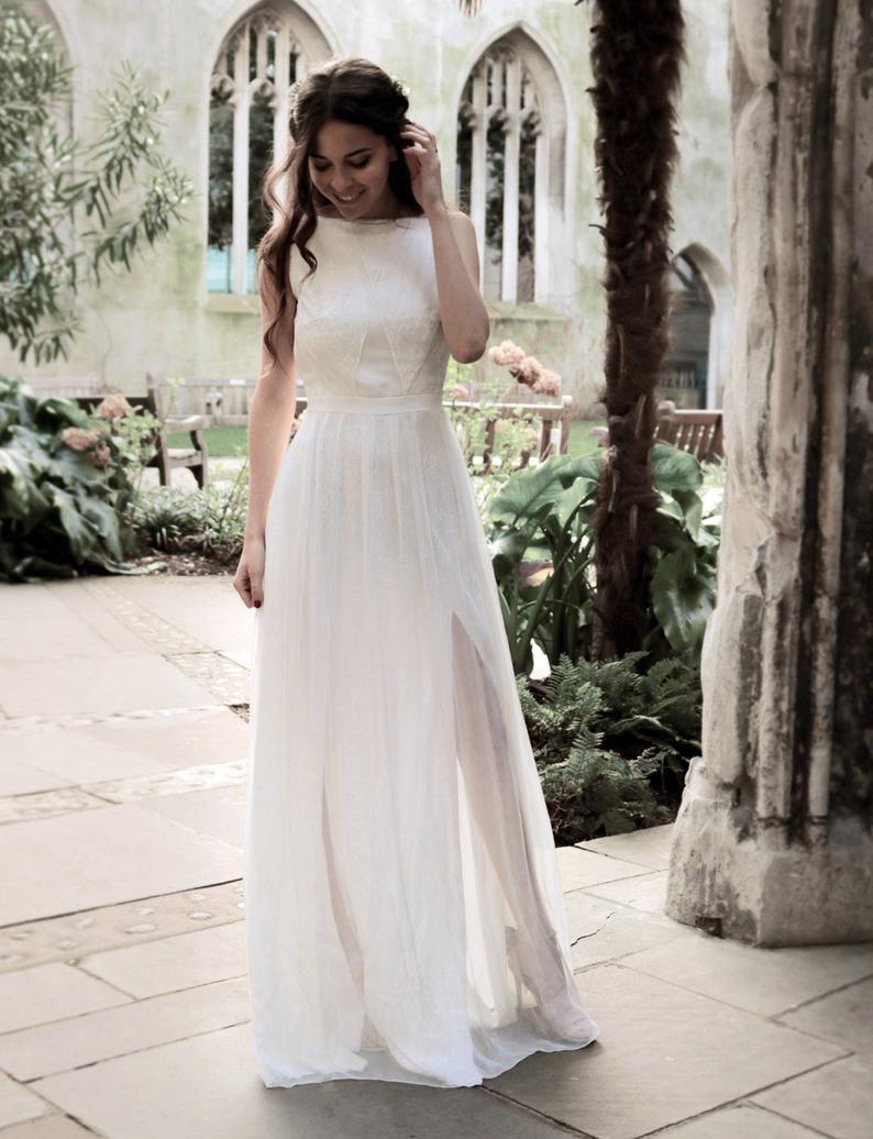 Light Blue Bridesmaid Dresses,Bridesmaid Dresses Long,Boho Bridesmaid Dresses,Rustic Wedding,