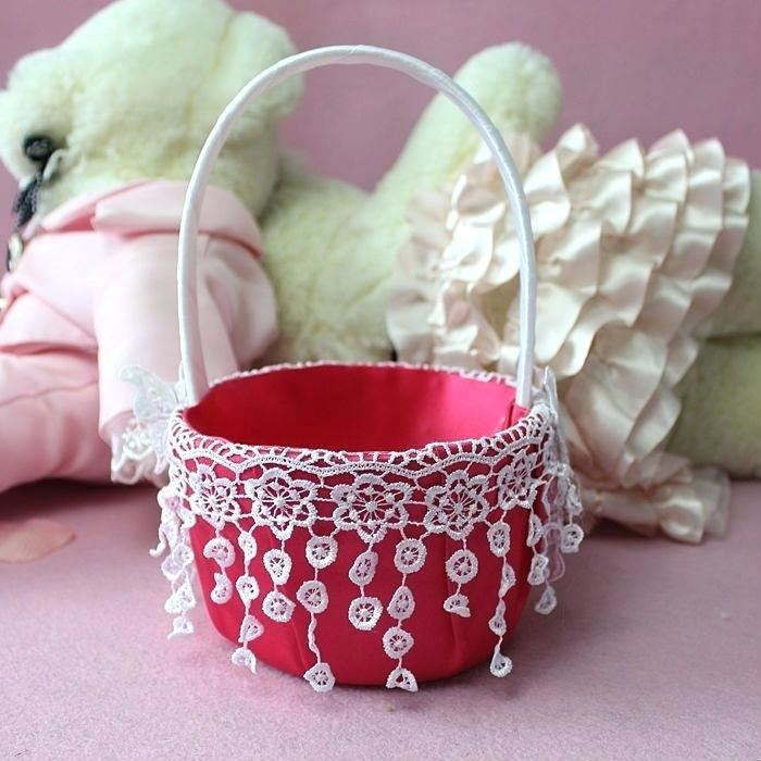 Basket Decorating Ideas Wedding