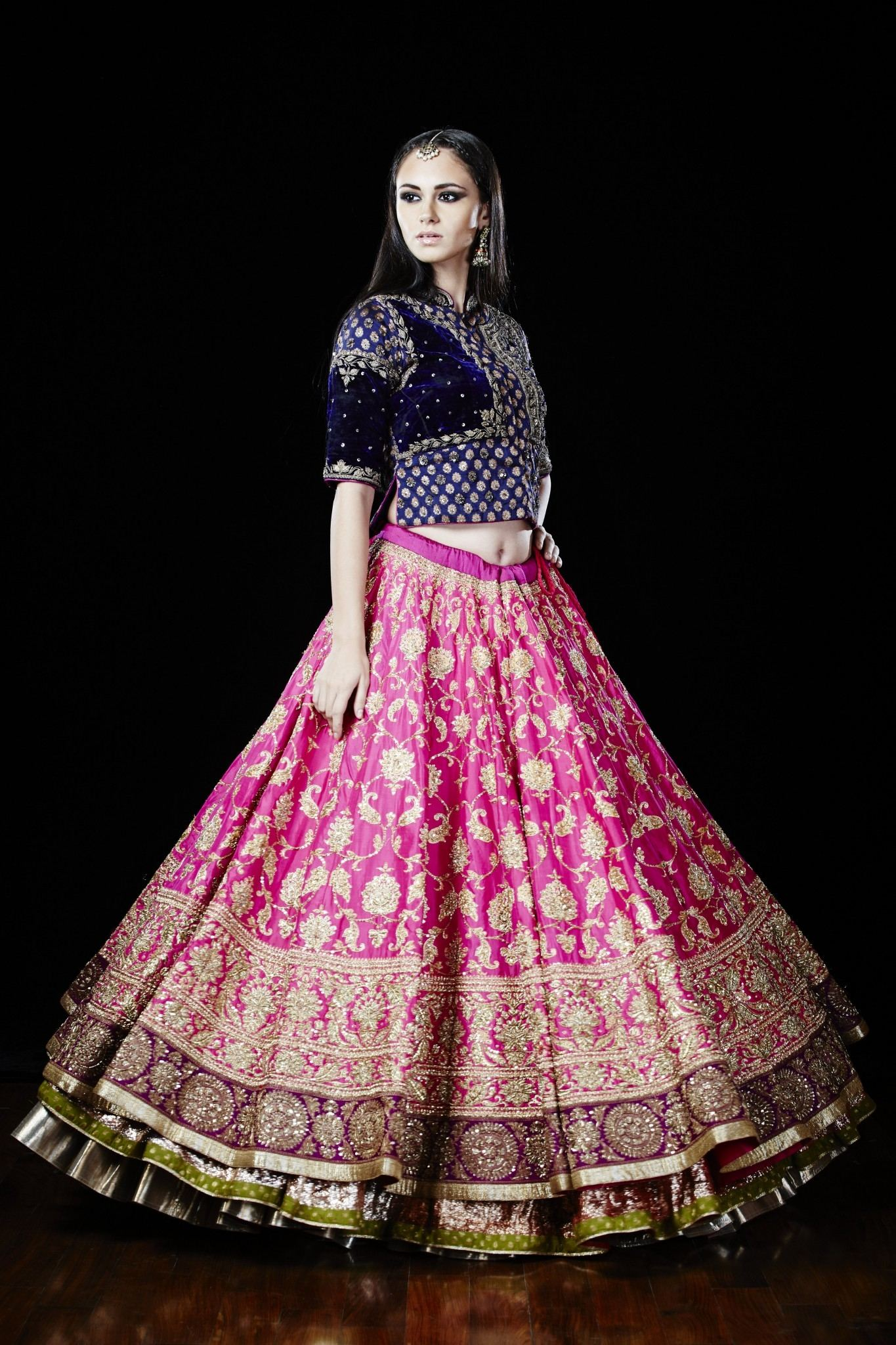 #aashni and co #abu jani sandeep khosla #bridal wear #chikankari #heritage  weaves #indian fashion #indian fashion blog #indian fashion designer #indian