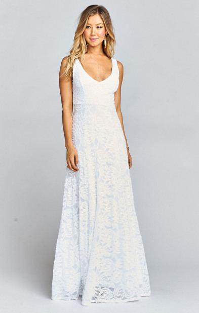 Vestido De Noiva Bridal Gown