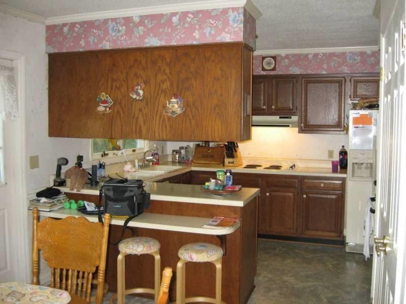 kitchen soffit ideas decor island removal