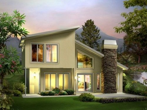 Modern House Plans & House Designs in Modern Architecture