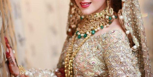 Top 10 Beautiful Pakistani Designer Bridal Wedding Dresses 2018 Pakistani Wedding Dress Desi