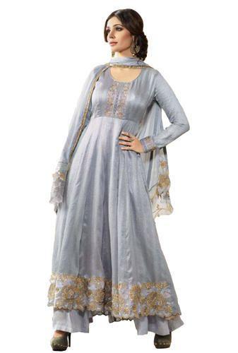Jovani Strapless sweetheart gown dress sky blue 7361