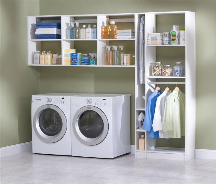 I am so excited about today's post because I am sharing my little laundry  closet design with you all! Now, we had a hiccup with the
