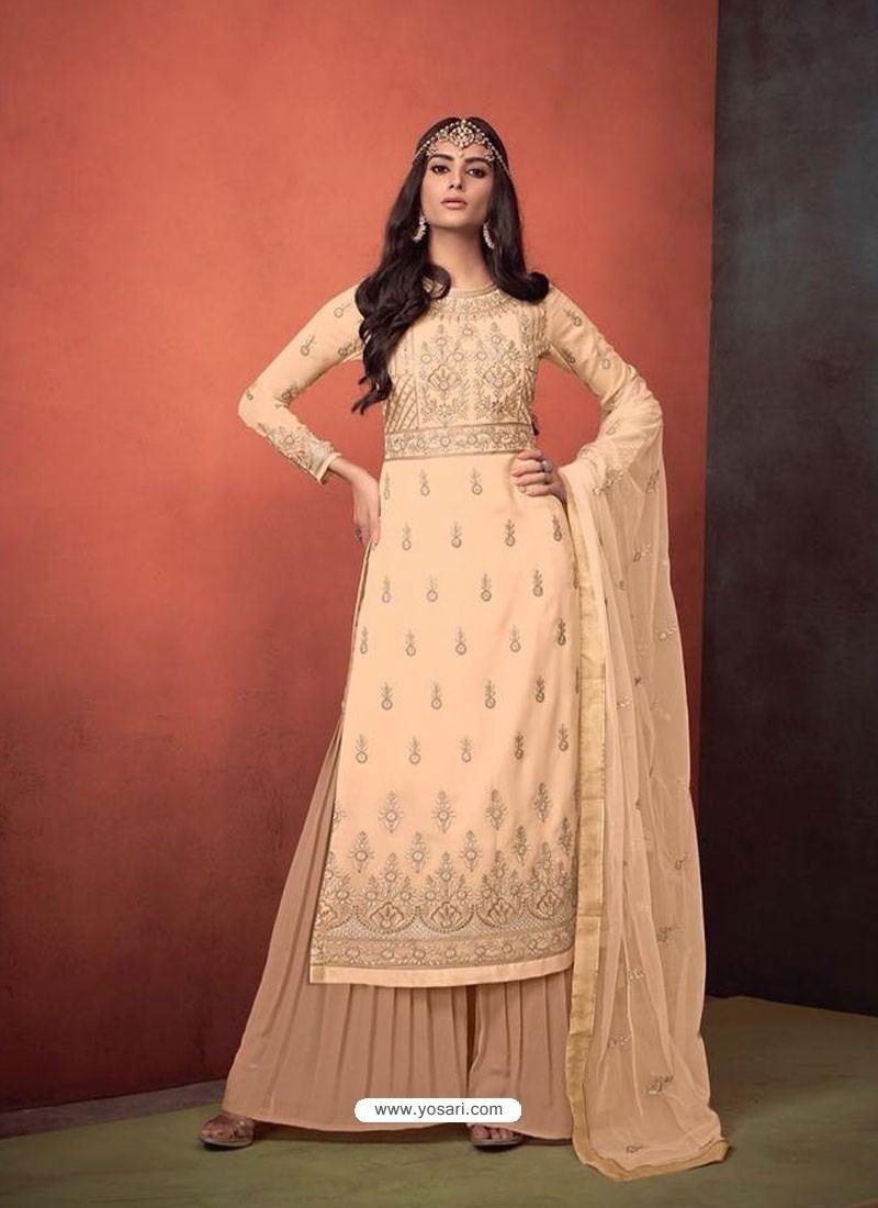 Embroidered Pakistani Style Designer Salwar Kameez