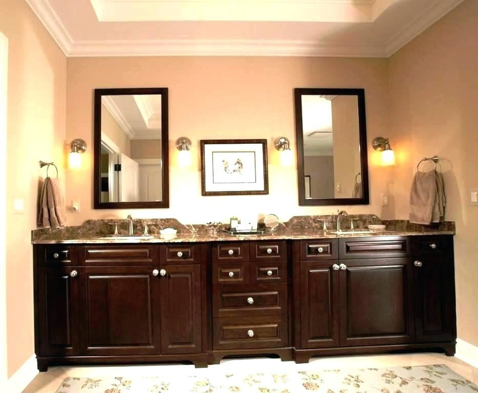 Top 32 Tremendous Luxury Bathroom Vanities Ideas Large Rustic With Narrow Vanity Countertop Unique Diy Vanit Wall Mounted Cheap Sink Rona Double Unit Vessel