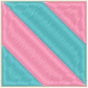 Buy 1 Get 1 Free Breast Cancer Ribbon Embroidery Design image 0