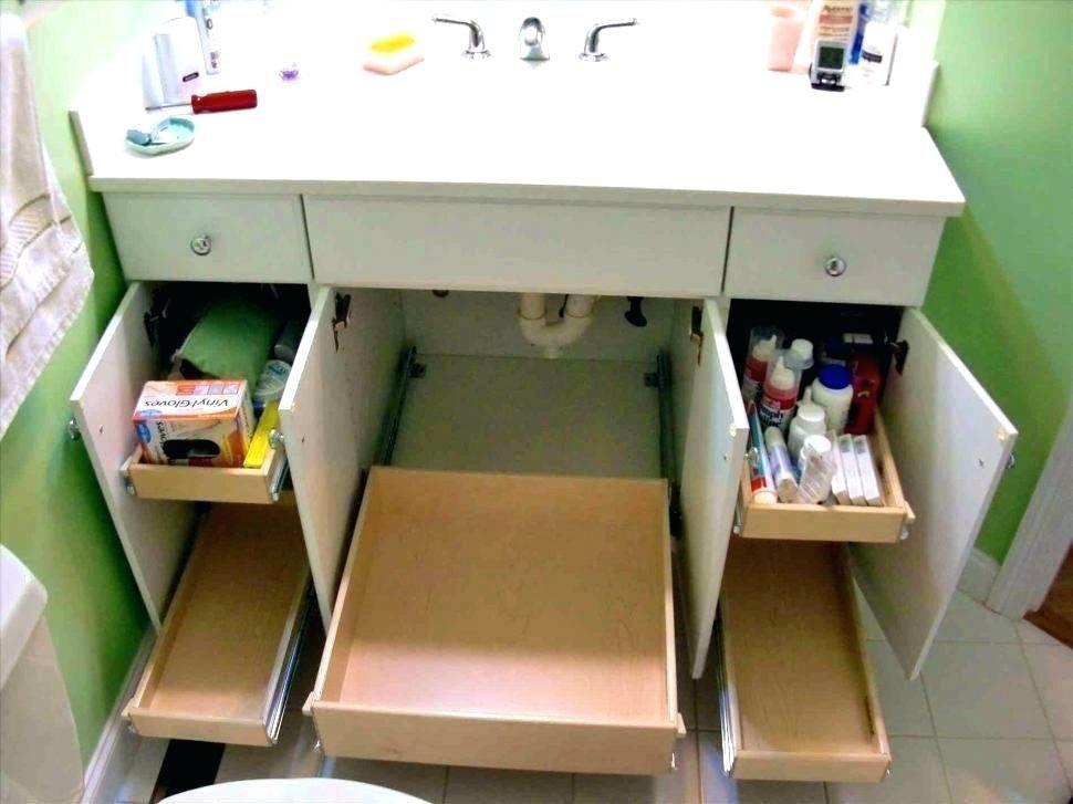 makeup storage desk organization ideas vanity with fun organizer