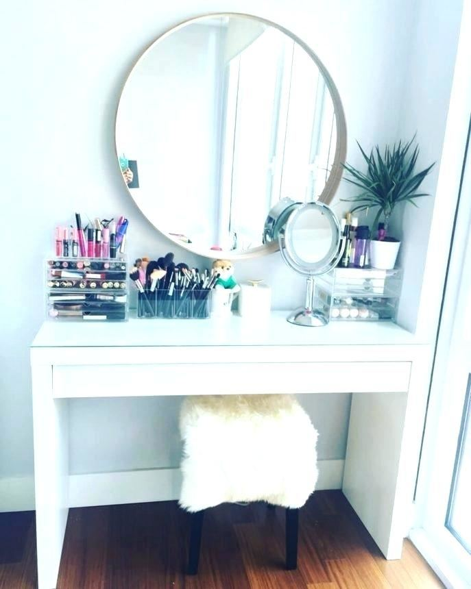 diy makeup vanity table ideas small corner makeup vanity home and furniture  exquisite corner makeup table
