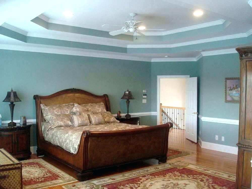 ceiling paint ideas for bedroom