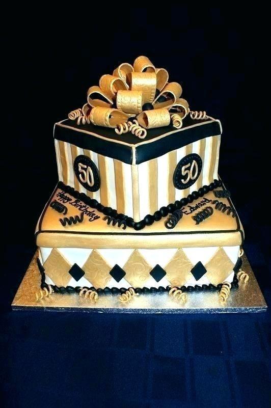 mens birthday cake designs