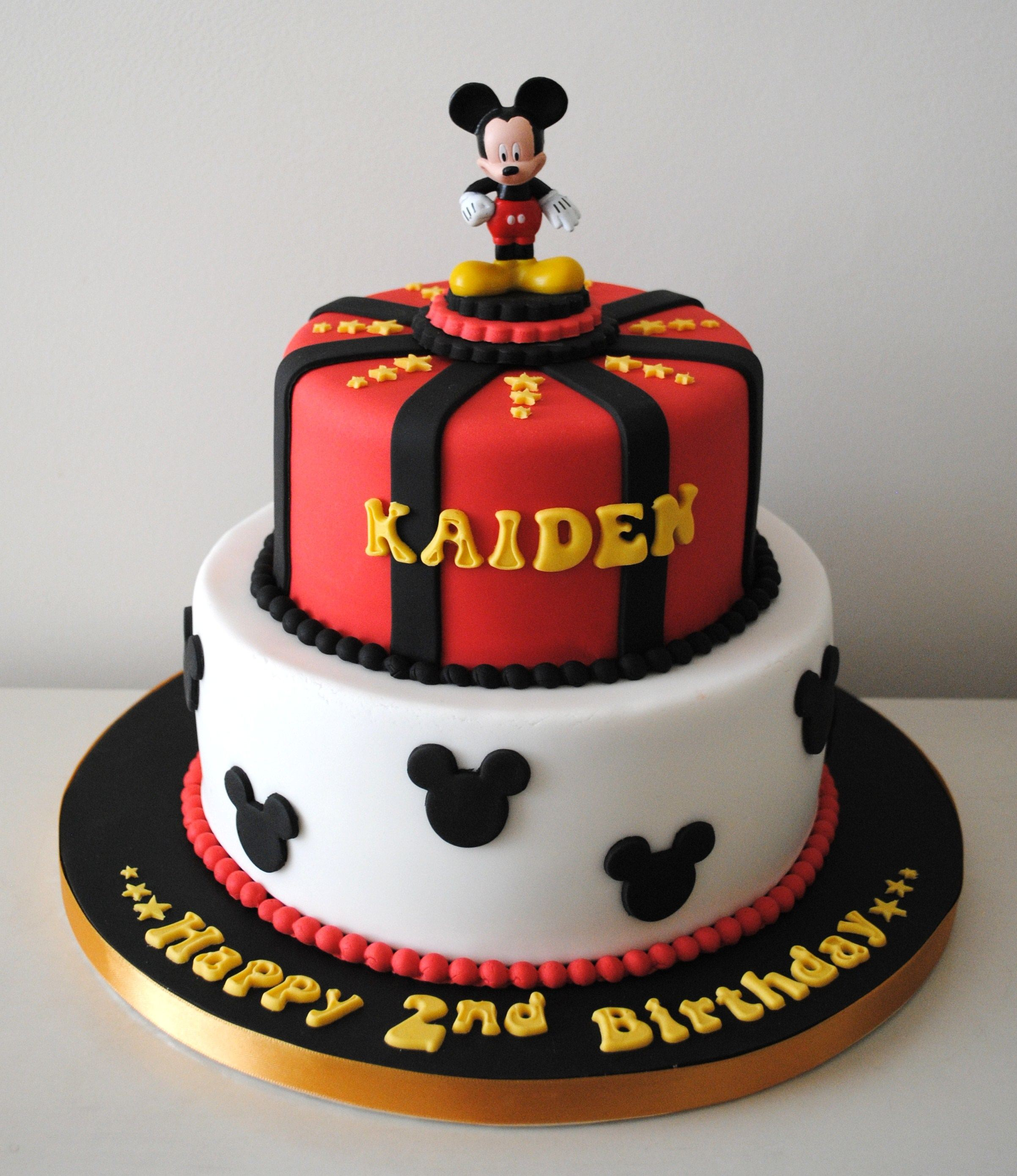 com: MALLMALL6 Mickey Inspired One Birthday Cake Topper, Onederful  First Birthday Cake Topper Party Cake Decoration Supplies for Boys and  Girls: Toys