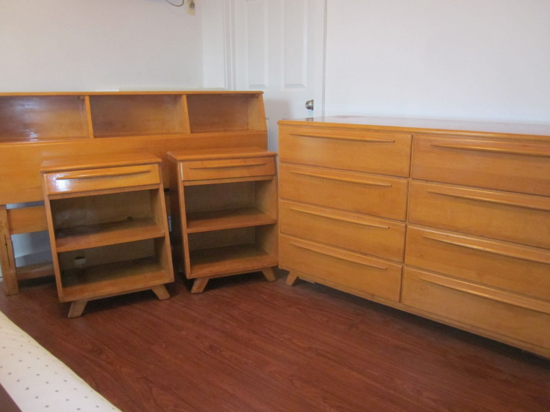vintage bedroom sets 1950 bedroom set vintage blonde furniture sets home  improvement stores near me open