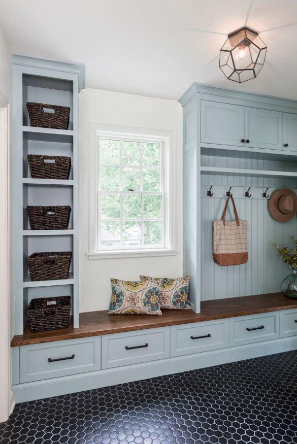 mudroom closet small ideas entryway storage bench plans i
