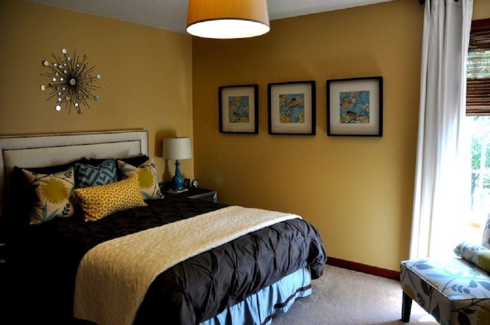 Medium Size of Navy And Mustard Bedroom Ideas Blue Dark Grey Yellow  Decor Decorating Charming Yello