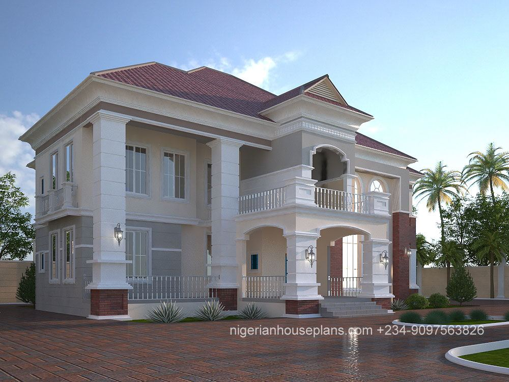 3 Bedroom Bungalow House Plans Nigeria Awesome 3 Bedroom Bungalow House  Designs In Nigeria
