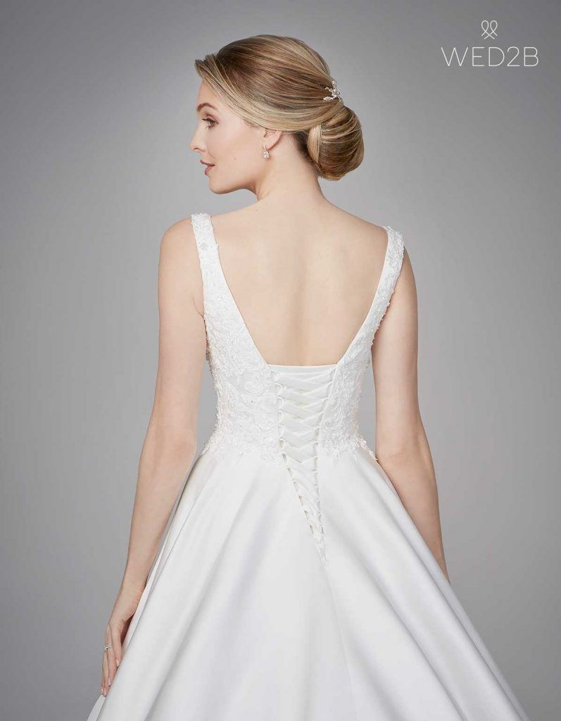 Abby wedding dress