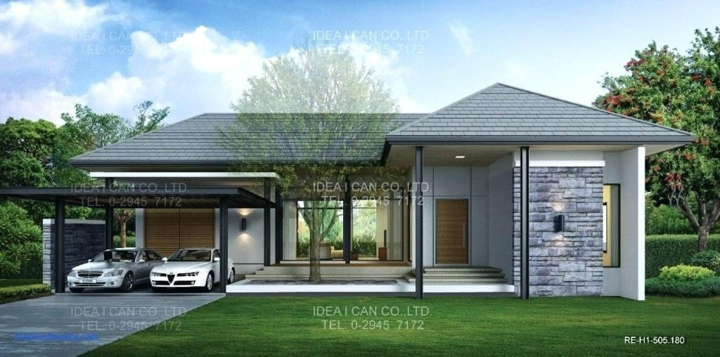 comments single story house design malaysia attractive modern one