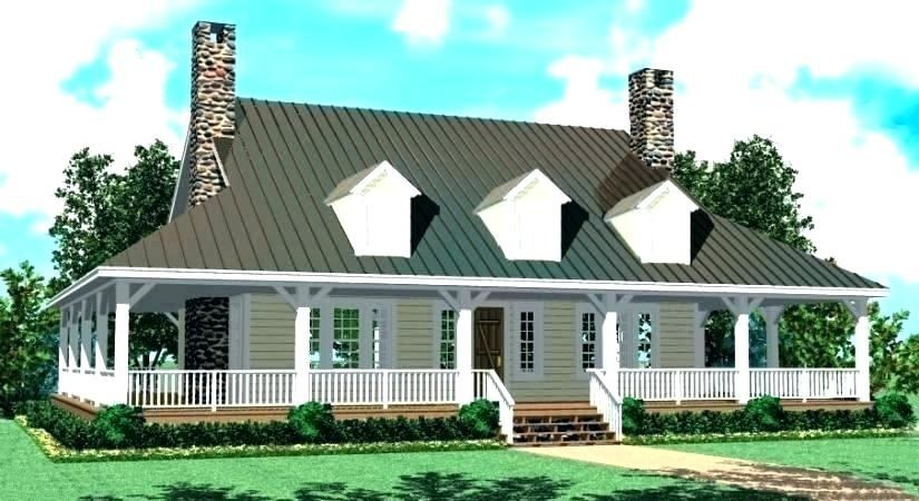 One Story House Plans With Long Front Porch Beautiful Bungalow Adorable